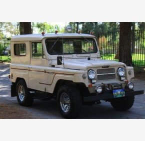 1969 Nissan Patrol for sale 101036905