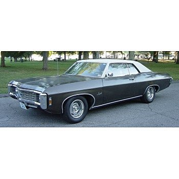 1969 Chevrolet Impala for sale 101037474