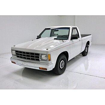 1984 Chevrolet S10 Pickup 2WD Regular Cab for sale 101038280