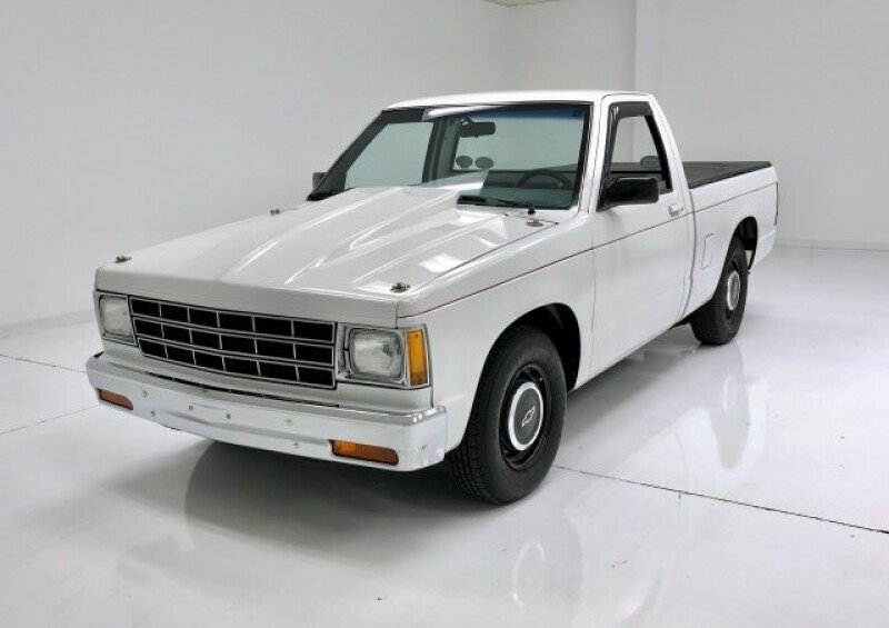 1987 chevy s10 extended cab