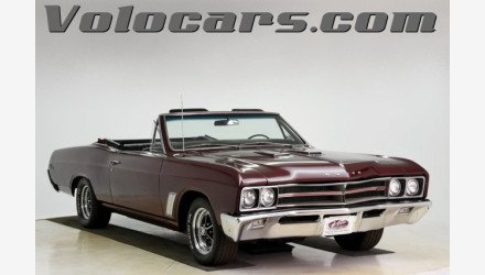 1967 Buick Gran Sport for sale 101038291