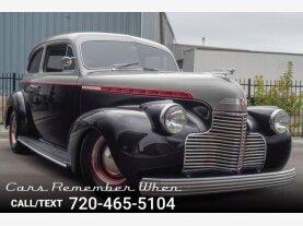 1940 Chevrolet Other Chevrolet Models for sale 101039540
