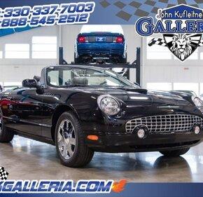 2002 Ford Thunderbird for sale 101039550