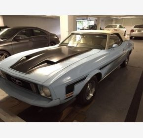 1973 Ford Mustang for sale 101039591