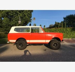 1974 International Harvester Scout for sale 101039615