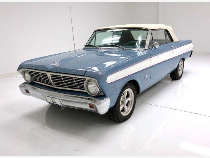 Antique Auto Trader >> 1965 Ford Falcon For Sale Near Morgantown Pennsylvania 19543