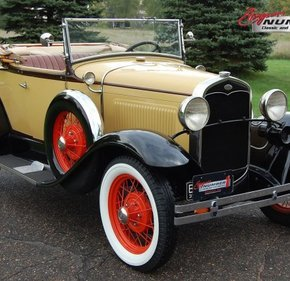 1931 Ford Model A for sale 101039751