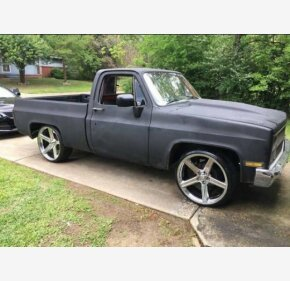1981 Chevrolet C/K Truck for sale 101040186