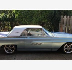 1963 Ford Thunderbird Classics For Sale Classics On Autotrader