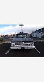 1964 Ford F100 for sale 101040348