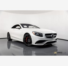 2016 Mercedes-Benz S63 AMG 4MATIC Coupe for sale 101040908