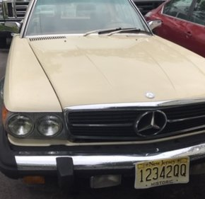 1977 Mercedes-Benz 450SL for sale 101041236