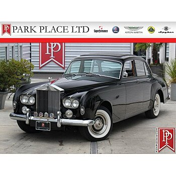 1964 Rolls-Royce Silver Cloud for sale 101043642