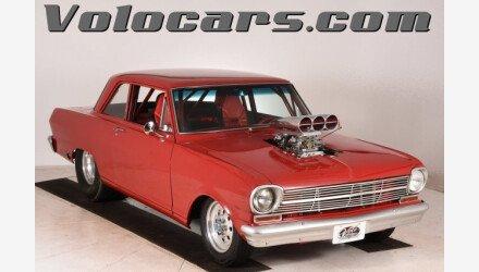 1962 Chevrolet Nova for sale 101043785