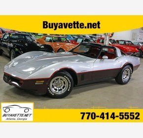 1982 Chevrolet Corvette Coupe for sale 101044149