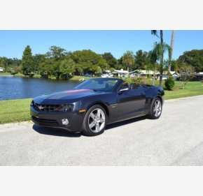 2012 Chevrolet Camaro LT Convertible for sale 101044280