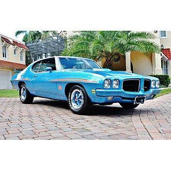 1971 Pontiac Le Mans for sale 101044586