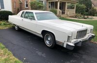 1976 Lincoln Continental for sale 101044689