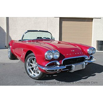 1962 Chevrolet Corvette for sale 101045689