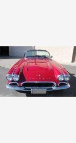 1962 Chevrolet Corvette for sale 101045689