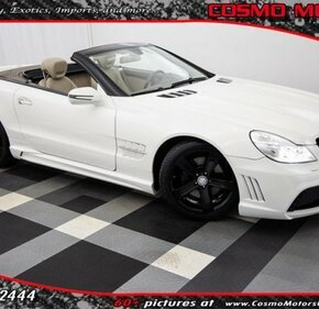 2009 Mercedes-Benz SL550 for sale 101046214
