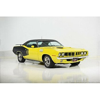 1971 Plymouth Barracuda for sale 101046218