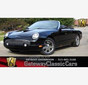2002 Ford Thunderbird for sale 101046769