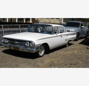 1960 Chevrolet Biscayne for sale 101046808