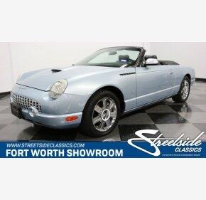 2004 Ford Thunderbird for sale 101046868