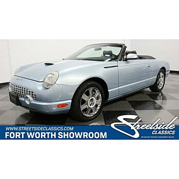 2004 Ford Thunderbird for sale 101046868