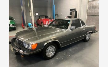 1979 Mercedes-Benz 450SL for sale 101047254