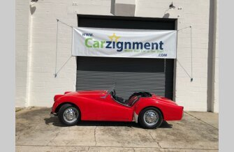 1957 Triumph TR3 for sale 101047585