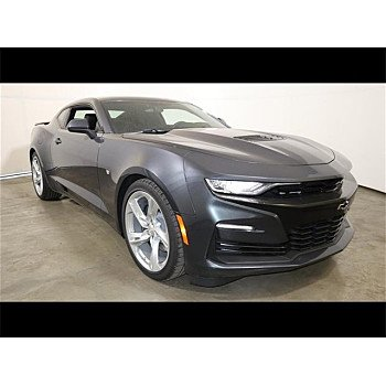 2019 Chevrolet Camaro SS Coupe for sale 101047869