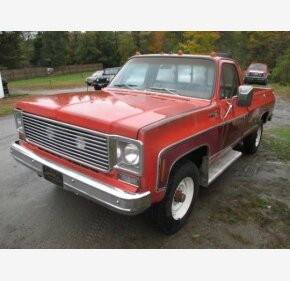 1977 Chevrolet C/K Truck for sale 101047941