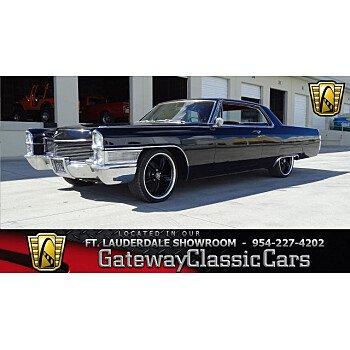 1965 Cadillac De Ville for sale 101048002