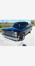 1984 Chevrolet C/K Truck 2WD Regular Cab 1500 for sale 101048007