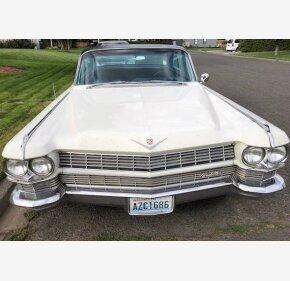 1964 Cadillac De Ville for sale 101050119
