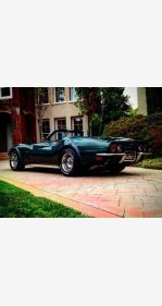 1971 Chevrolet Corvette for sale 101050250