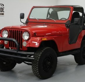 1979 Jeep CJ-5 for sale 101050348