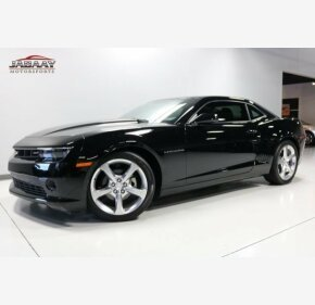 2014 Chevrolet Camaro LT Coupe for sale 101050849