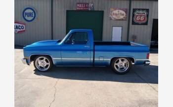 1987 Chevrolet C/K Truck 2WD Regular Cab 1500 for sale 101050961