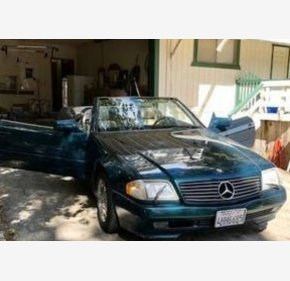 1995 Mercedes-Benz SL500 for sale 101051352