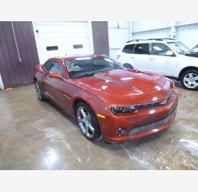 2014 Chevrolet Camaro LT Coupe for sale 101051560