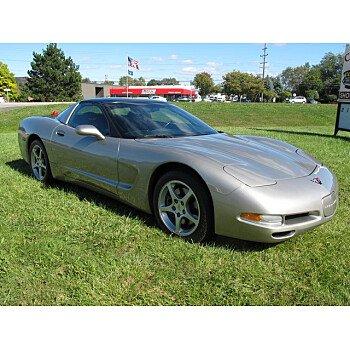 2002 Chevrolet Corvette Coupe for sale 101052488