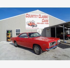 1968 Plymouth Barracuda for sale 101052511