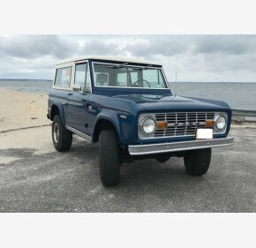 1968 Ford Bronco for sale 101052813