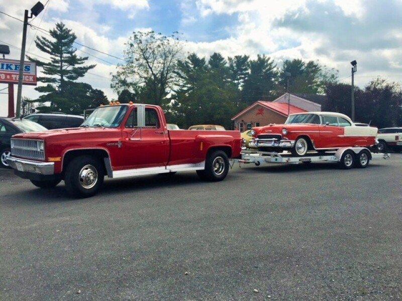 custom 1982 chevy truck