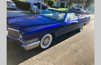 1969 Cadillac De Ville for sale 101053113