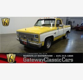 1984 Chevrolet C/K Truck 2WD Regular Cab 1500 for sale 101053735