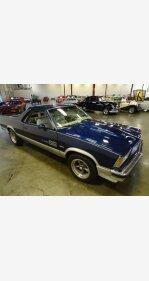 1979 Chevrolet El Camino for sale 101055178